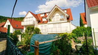Haus und Gartenanteile