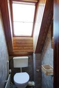 Toilette (Dachgeschoss)