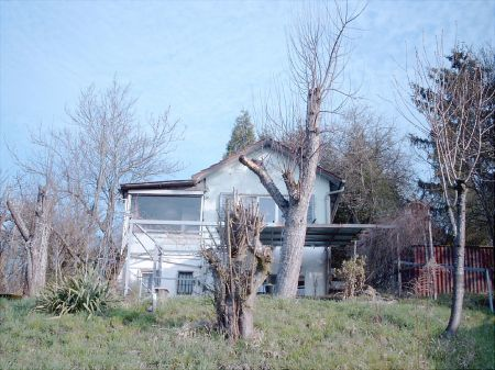 Ansicht Massivhaus, Flurstück-Nr. 2086