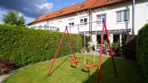 Garten zur Terrasse