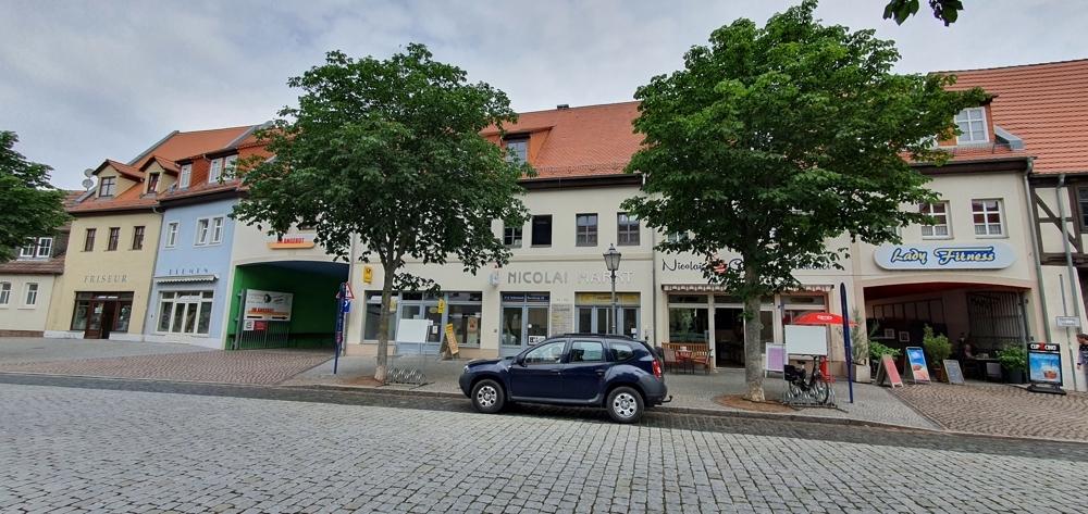Nicolai-Markt Straßenansicht