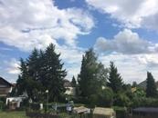 freier Blick von der Dachterrasse