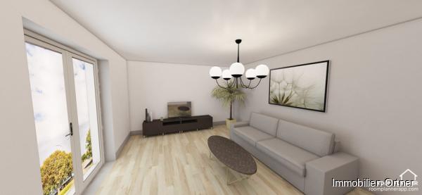 Visualisierung-Wohnzimmer