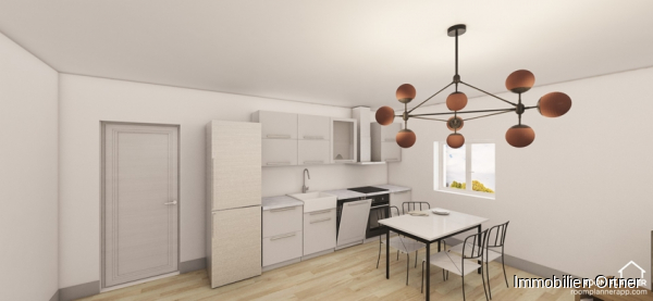 Visualisierung Küche