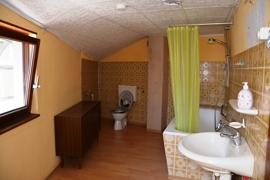 Badezimmer Fachwerkhaus