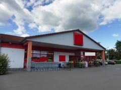 Ansicht Supermarkt