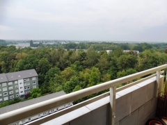 Aussicht Balkon Zimmer
