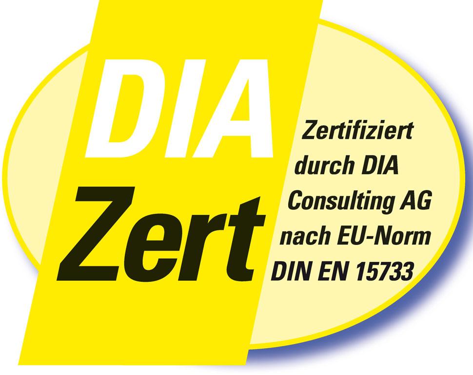 Wolfgang Pauly Immobilien GmbH ist zertifiziert