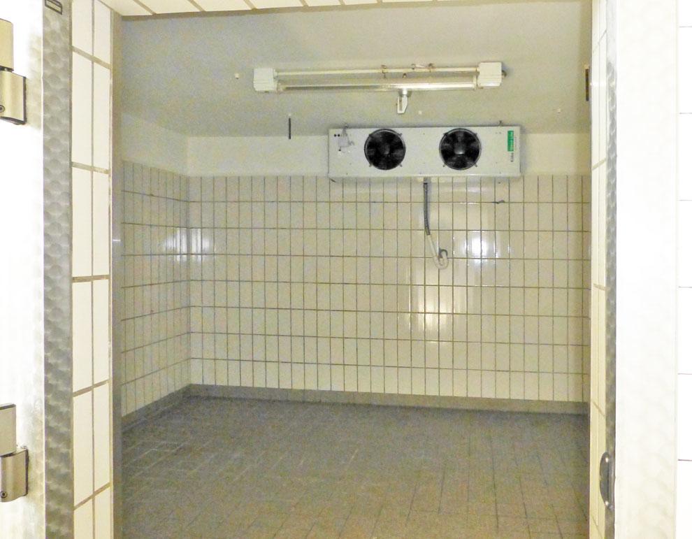 Bsp. mehrerer Kühlhäuser