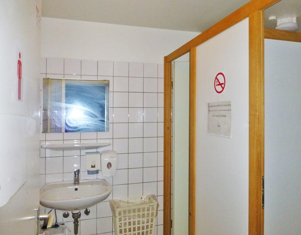 Bsp. mehrerer WC-Anlagen