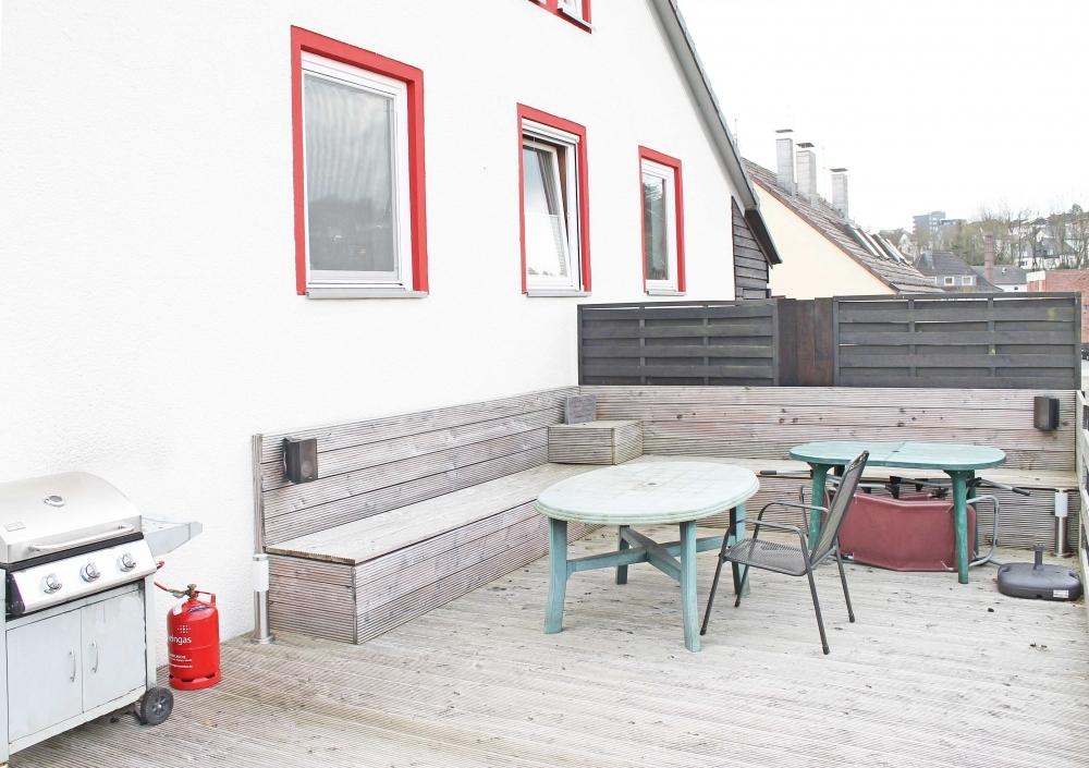 Terrasse OG Teilans. 1