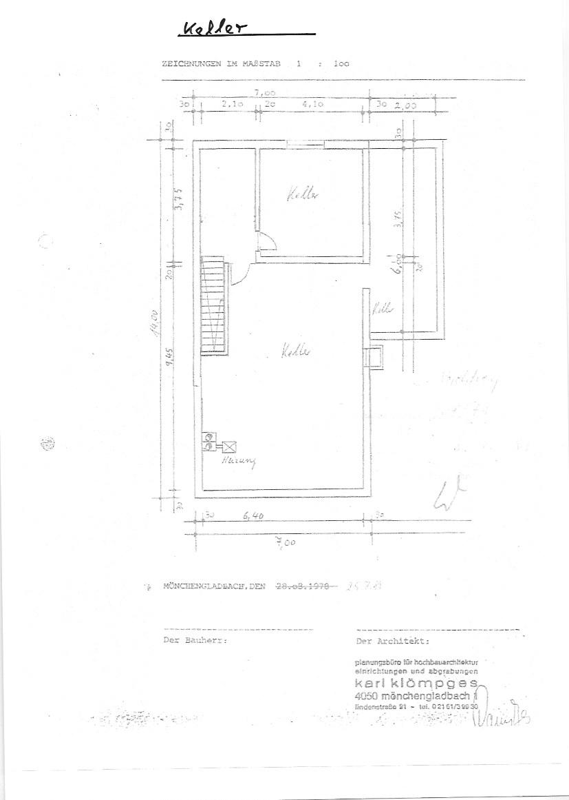 Grundrisse Objekt 12830 2