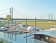 Yachthafen Düsseldorf