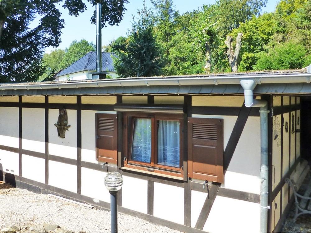 Detail-Fassade/ Haupthaus