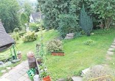 Garten Teilans.