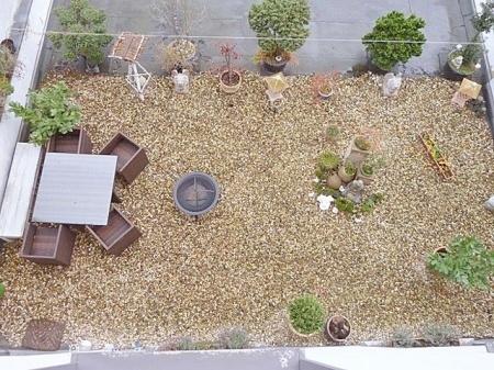 Dachterrasse möglich
