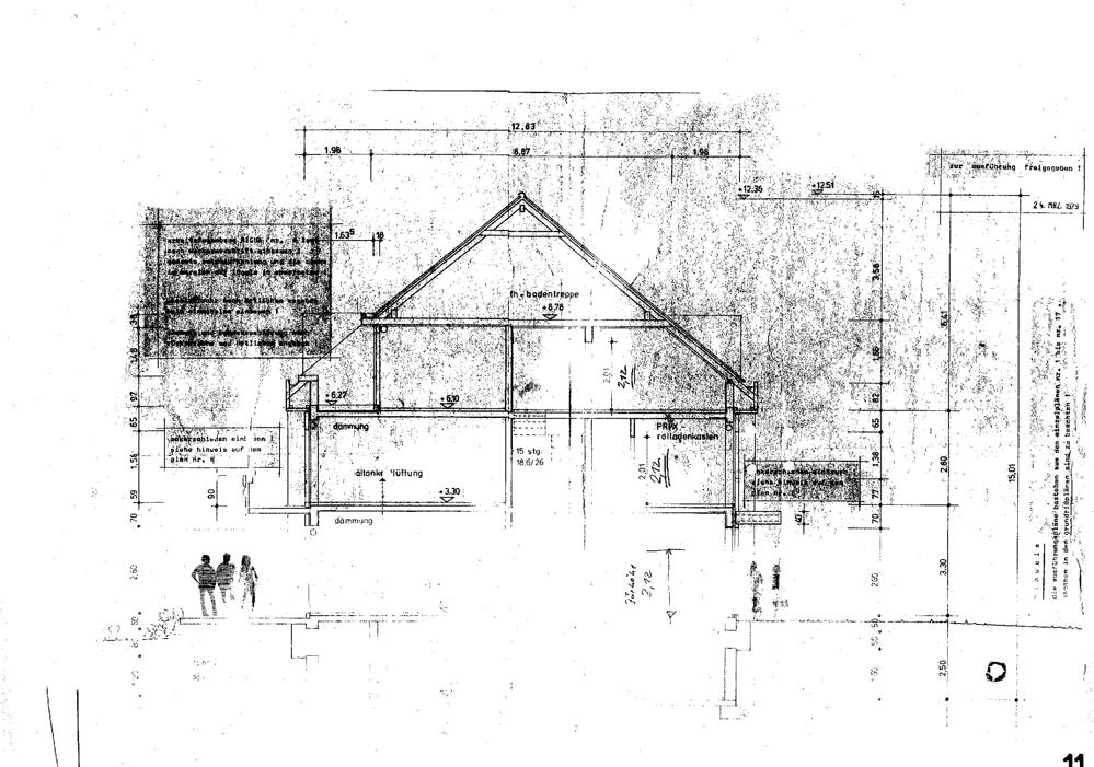 Detail Dach 51-53