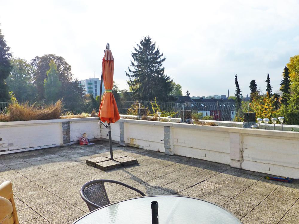 Dach-Terrasse
