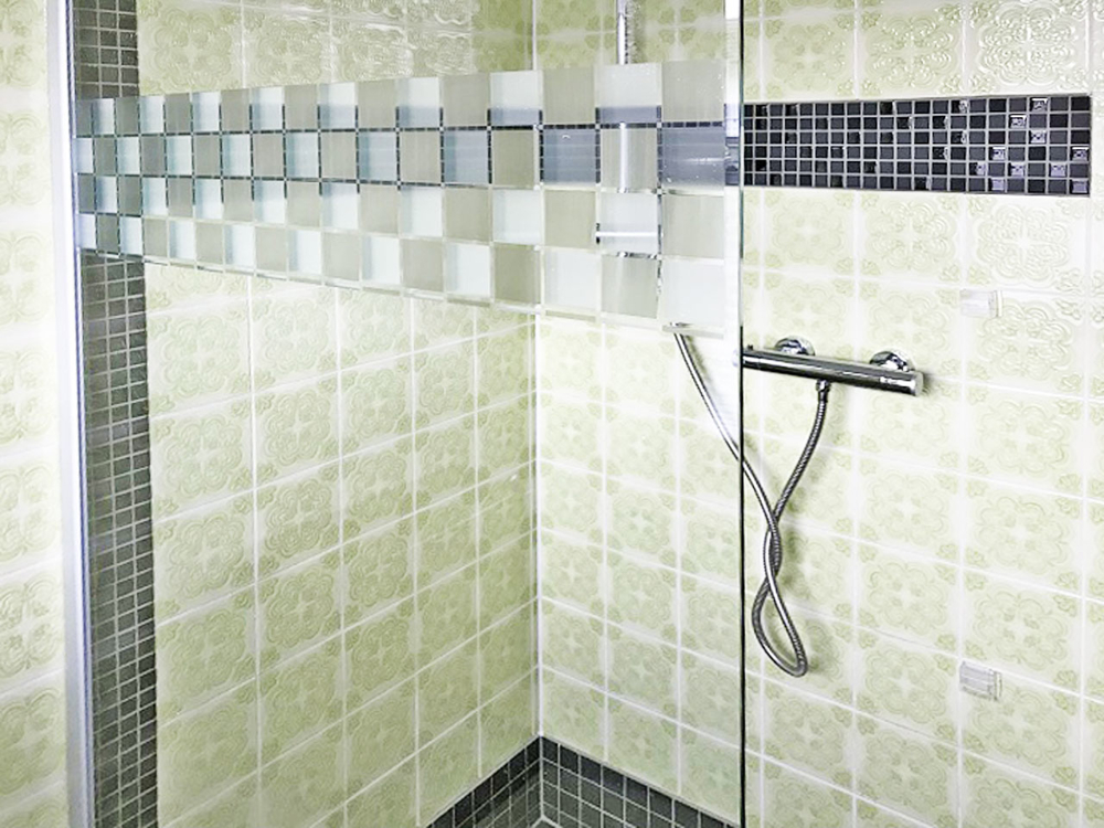 Dusche G-WC