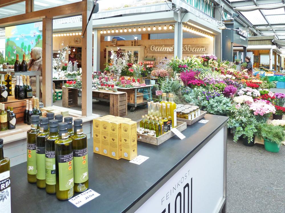Markt am Carlsplatz