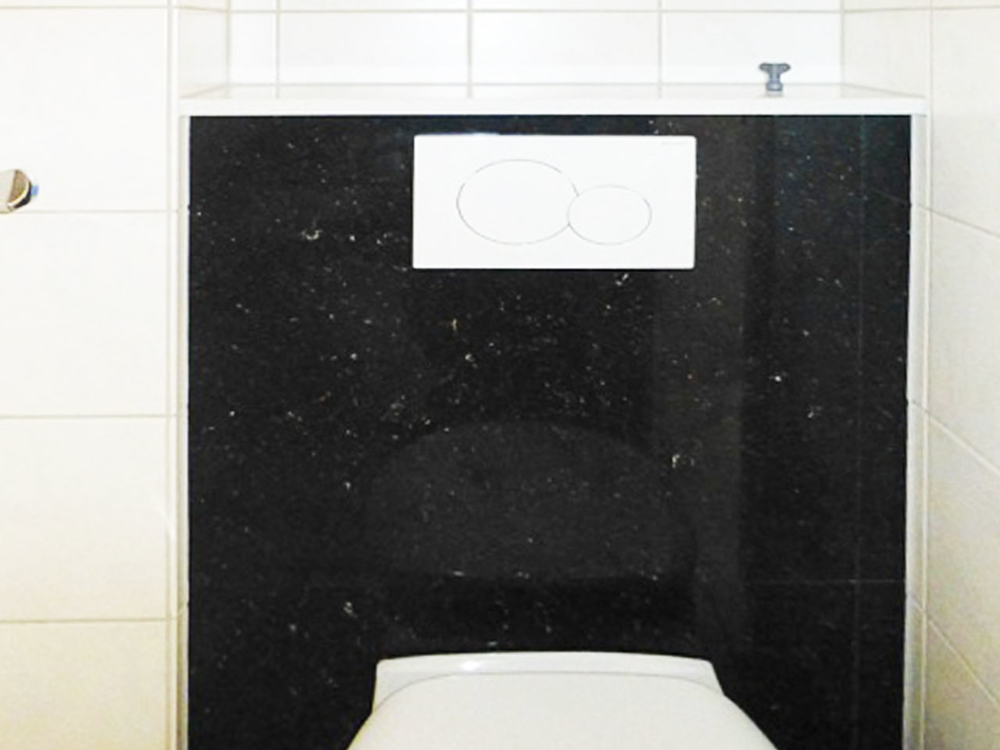 sep. WC ... Beispiel