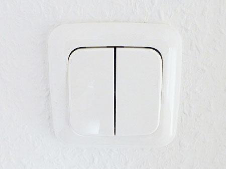 Detail Lichtschalter