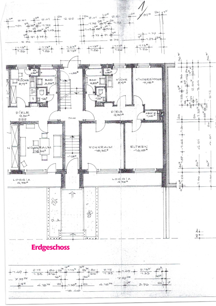 Erdgeschoss