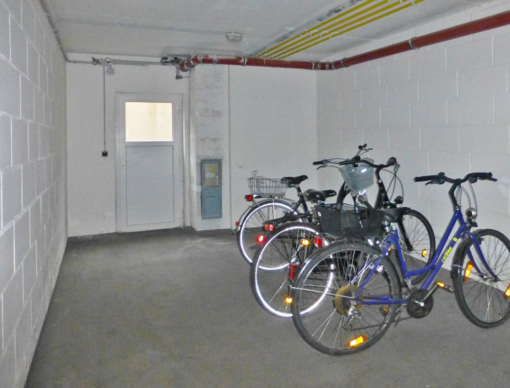 Fahrrad-Raum