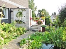 Garten Zugang