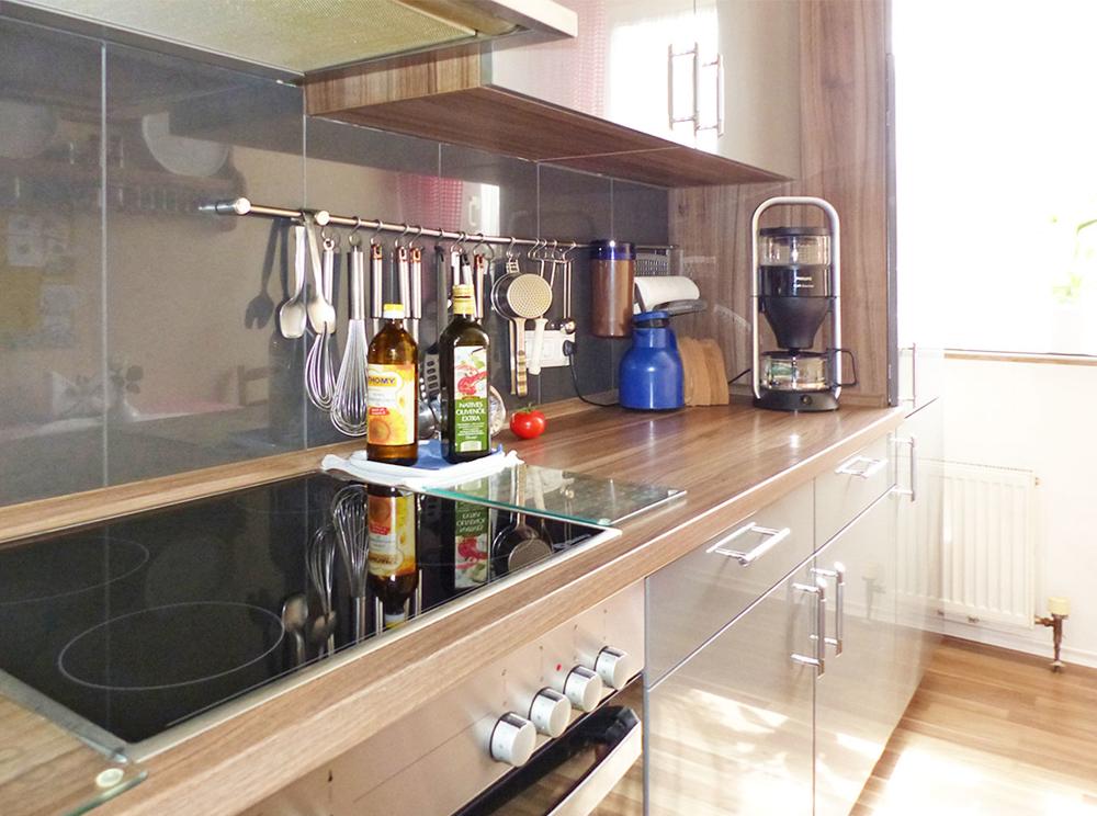 Detail-Küche