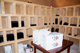 58 wine cellar