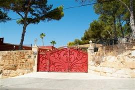 47 entrance gate