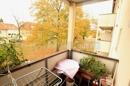 Balkon-Ausblick