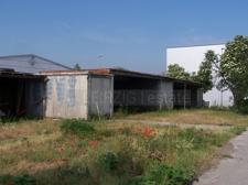 Überdachte Lagerfläche  inkl. Container