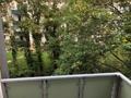 Ausblick Balkon Hofseite