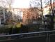 Blick vom Balkon in den Innnenhof