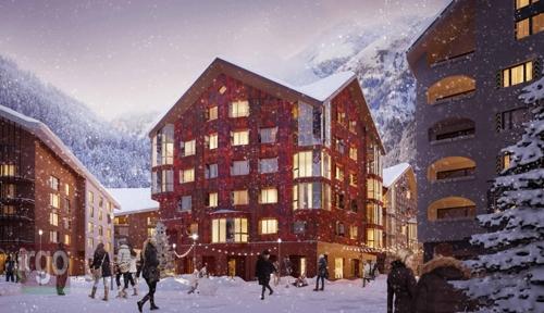 Alpenrose Winter