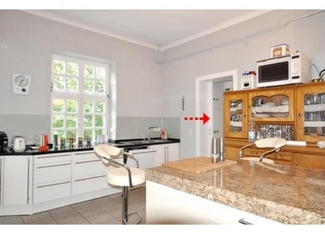 Ansicht 1 Küche