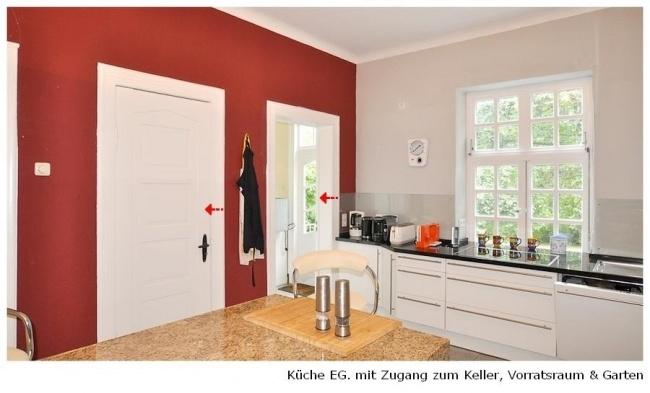 Ansicht 2 Küche