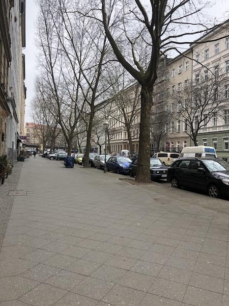 Lübbener Strasse
