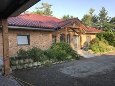 Wohnhaus Hofseite