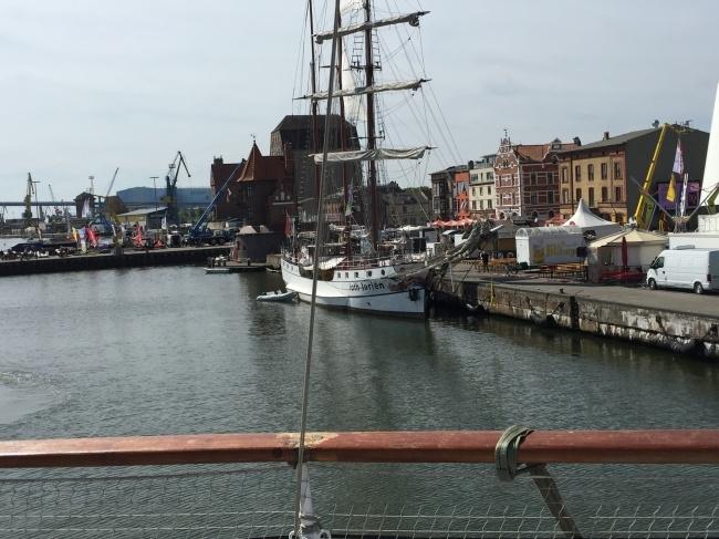 5 Gehminuten zum Hafen
