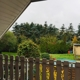 Blick in Nachbars Garten