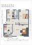 3-Zimmer-Wohnung im 2. OG
