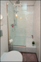 Dusche im G-WC