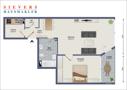 2-Zi-Wohnung im EG mit Terrasse