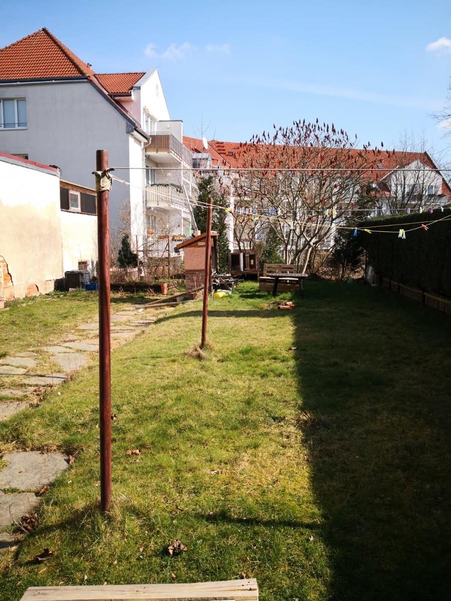 Hinterhof/Garten