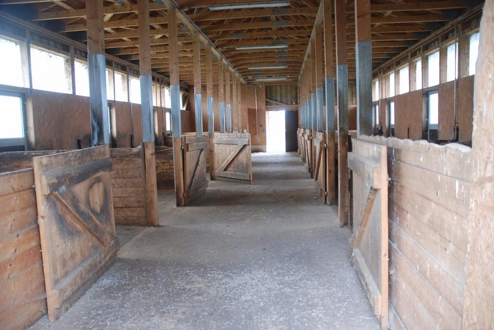 ehemaliger Pferdestall