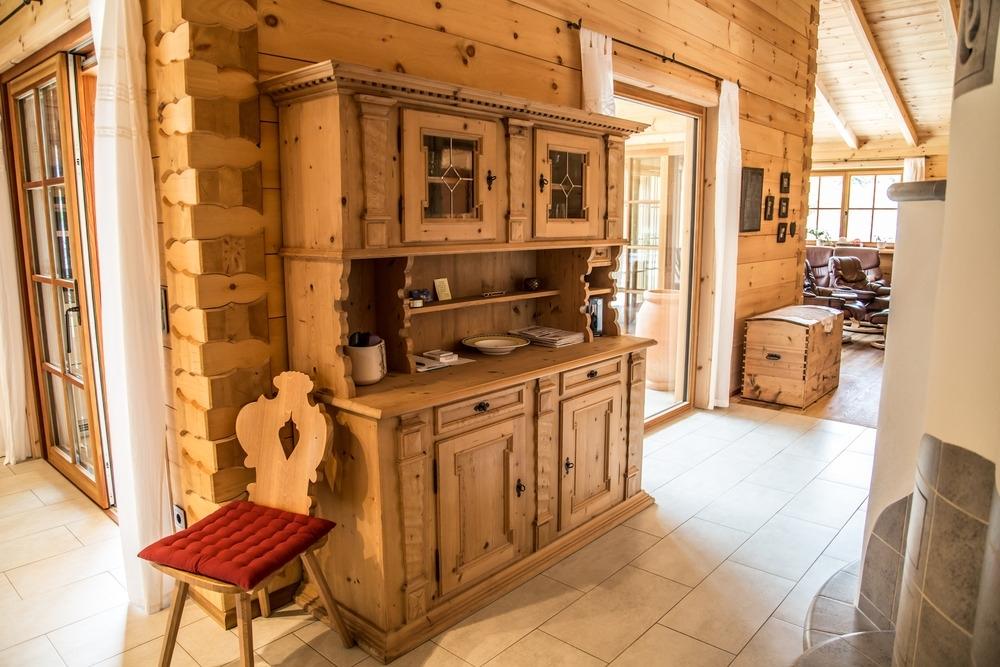Zwischenraum Küche - Wohnen