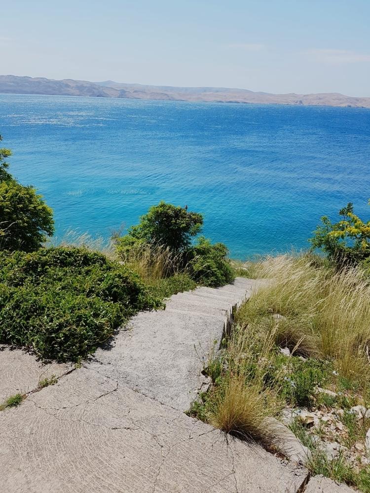 Zugang Küste